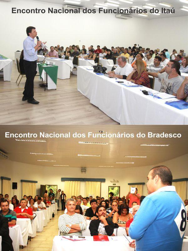 Encontros Nacionais dos Funcionários do Itaú e do Bradesco