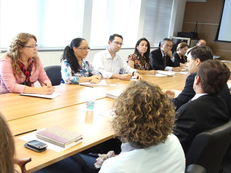 Mesa temática de Igualdade de Oportunidades.