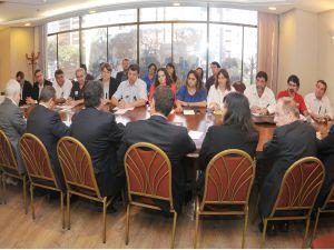1ª e 2ª rodada de negociações entre o Comando Nacional e a Fanaban