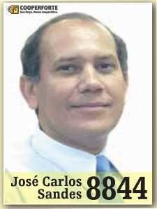 Eleições Coperforte - José Carlos Sandes