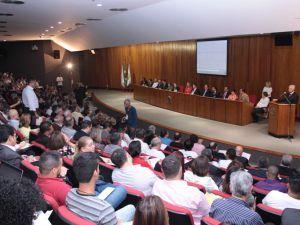 """seminário """"A Terceirização no Brasil: Impactos, resistências e lutas"""""""